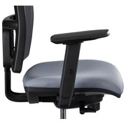 Pair of adjustable arm supports 1 D for chair Bruneau Activ'