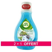 Promotional Offer 2 Bottles Air Wick Meche Fresh Water = 1 Free