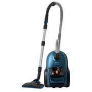 Philips Performer Silent FC8783 - vacuum cleaner - canister - denim blue