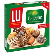 Assortment of biscuits Calèche Lu - box of 250 g
