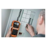 Brother P-Touch PT-E110VP - étiqueteuse - monochrome - transfert thermique