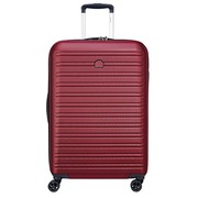 Valise Trolley 55 cm 4 roues DELSEY rouge