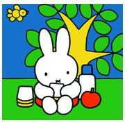 Puzzle Ravensburger Nijntje 4xpuzzles 6+9+12+16pcs NL/FR