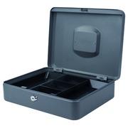 Coffret caisse Pavo 300x240x90mm gris