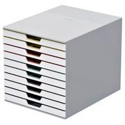 Module 10 tiroirs Durable VariColor Mix 10