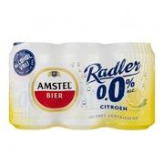Bière Amstel Radler 0.0 canette 0,3L