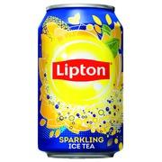 Lipton Ice Tea Sparkling canette 0,33L