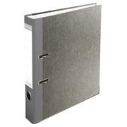 Ordner Standard wolkenmarmoriert, mit 2 Ringen, 50mm Rücken farbig PREM'TOUCH, 32x29cm für DIN A4