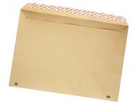 Enveloppe 229 x 324 mm Bruneau 90 g sans fenêtre brun - Boîte de 500