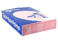 Clairefontaine Trophée, ream of 500 sheets, A4, 80 g, pastel colours