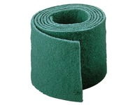 Sponge roll Spontex with rubbing side green 3 m x 15 cm