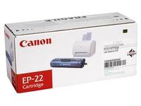 Cartridge laser zwart Canon EP22