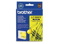 Cartridge Brother LC1000 geel