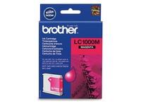 Cartouche Brother LC1000 couleurs séparées
