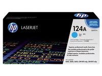 Toner HP 124A couleurs séparées