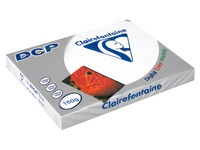 Paper A3 white 160 g Clairefontaine DCP - Ream of 250 sheets