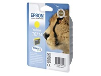 Cartridge Epson T0714 geel