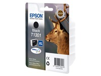 Cartridge zwart C13T13014010 - Epson T1301