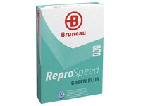 Recycled paper A4 white 80 g Bruneau Reprospeed Green Plus - Ream of 500 sheets