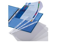 Set of 10 perforated sleeves large capacity