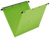 Suspension files AZO, normal bottom, green