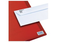 Package of 1625 address labels Avery L 7651 38,1 x 21,2 mm for laser printer