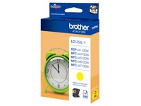 Cartridge Brother LC125XL geel