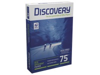Paper A4 white 75 g Discovery - Ream of 500 sheets