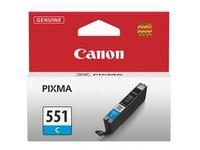 Cartouche Canon CLI-551 couleurs séparées