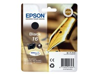 Cartridge Epson 16 - Schwarz