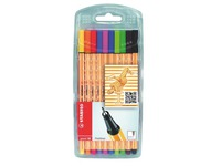Box of 10 felt-tip pens Stabilo Point 88