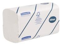 Doos met 620 handdoekjes gewikkeld geplooid Kleenex Airflex Ultra