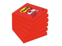Block 90 Blatt Super Sticky Post-it gefärbt 76 x 76 mm Safran