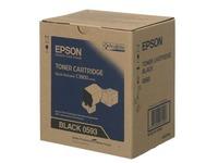 Toner Epson S050593 zwart voor laserprinter