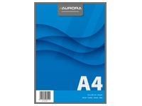 Notepad Aurora A4 210 x 297 mm 5 x 5 100 sheets