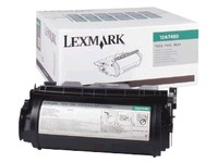 12A7460 LEXMARK T630 CARTRIDGE BLACK (1106982)