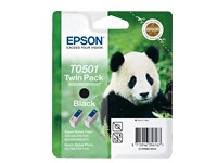 C13T05014210 EPSON STC400 TINTE (2) BLK