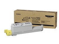 106R1220 XEROX PH6360 TONER YELLOW HC (120077440222)