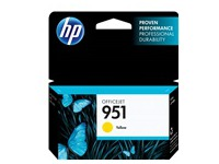 CN052AE HP OJ PRO8100 INK YELLOW ST