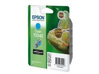 Epson T0342 - cyaan - origineel - inktcartridge (C13T03424010)