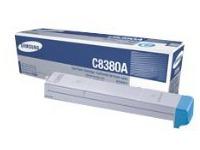 Samsung CLX-C8380A - cyaan - origineel - tonercartridge (CLX-C8380A/ELS)
