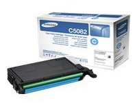 Samsung CLT-C5082S - Low Yield - cyaan - origineel - tonercartridge (CLT-C5082S/ELS)