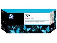 HP 772 - lichtmagenta - origineel - inktcartridge (CN631A)