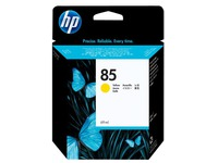 HP 85 - geel - origineel - inktcartridge (C9427A)