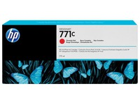 HP 771C - chroomrood - origineel - inktcartridge (B6Y08A)