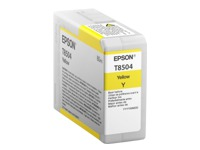 C13T850400 EPSON SCP800 INK YELLOW
