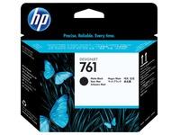 HP 761 - dof zwart - printkop (CH648A)