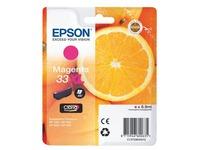 Epson 33XL cartridge hoge capaciteit aparte kleuren voor inkjetprinter
