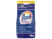 Bag 15 kg washing powder Dash Professional Clean & Protect