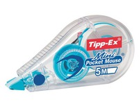 Dry corrector Pocket Mousse Fun Tipp-Ex width 5 mm - length 5 m